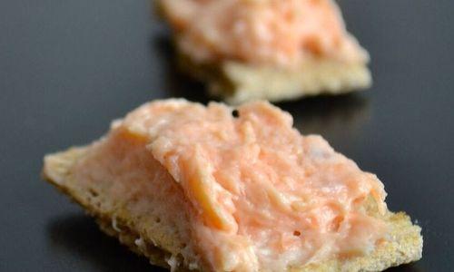 Ricetta Patè di salmone affumicato