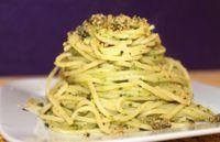 Spaghetti con salsiccia e zucchine
