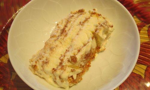 Ricetta Semifreddo all'amaretto