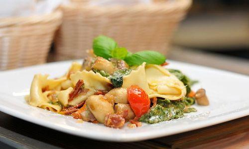 Ricetta Spaghetti alla moda di Capri