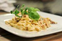 Lasagnette gratinate