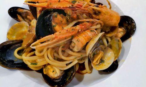 Ricetta Spaghettini di mare