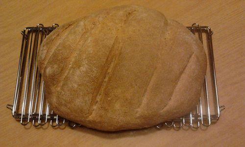 Ricetta Pagnotta rustica con biga
