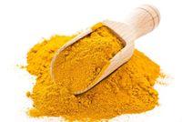 Risotto al curry e funghi