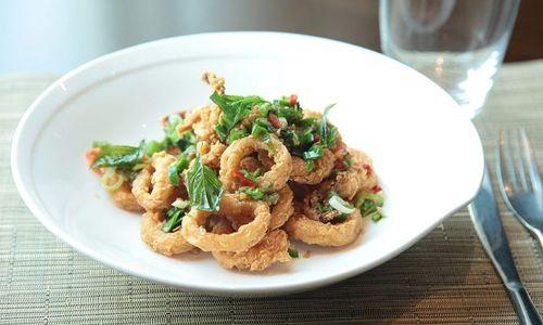 Ricetta Frittura di calamari