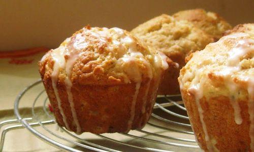 Ricetta Muffin allo zenzero