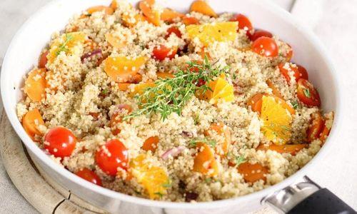 Ricetta Couscous alle verdure