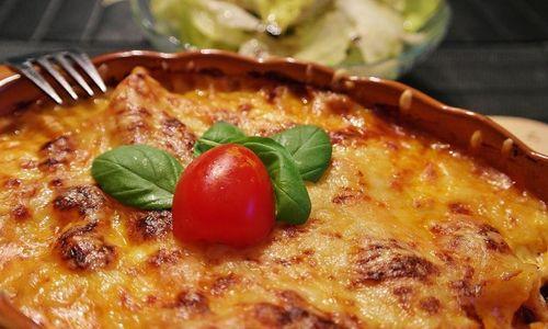 Ricetta Lasagne verdi con scampi