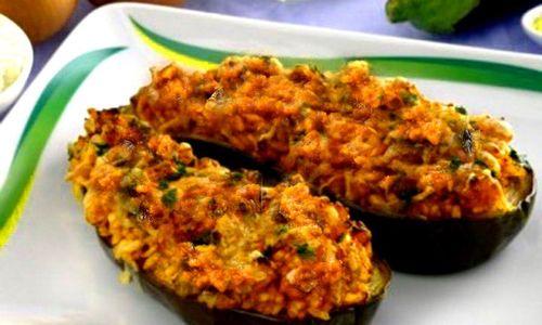 Ricetta Barchette di melanzane