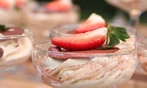 Ricetta Tiramisù alle fragole