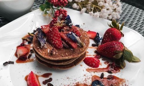 Ricetta Pancakes al cioccolato
