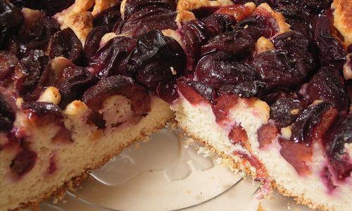 Ricetta Torta con ciliegie