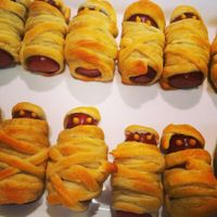 Mummie di wuerstel