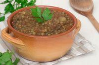 Zuppa rustica con carne