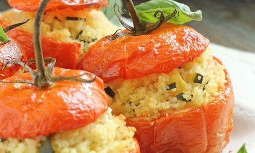 Ricetta Pomodori ripieni di quinoa
