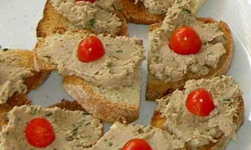 Ricetta Bruschetta mediterranea