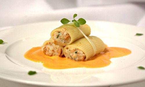 Ricetta Cannelloni ripieni di zucca