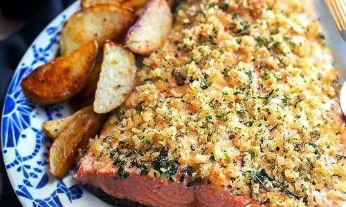 Ricetta Salmone al forno