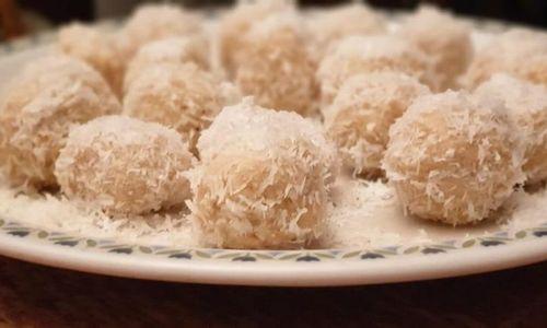 Ricetta Cioccolatini cocco e mandorle