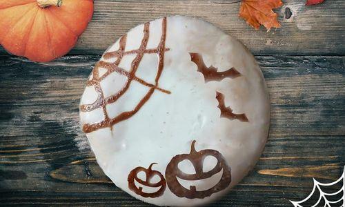 Ricetta Torta stregata di Halloween