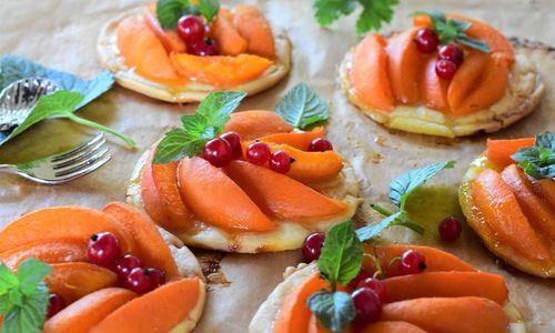 Ricetta Tartellette alla frutta