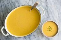Zuppa di formaggio olandese