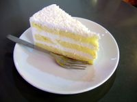 Torta caraibica