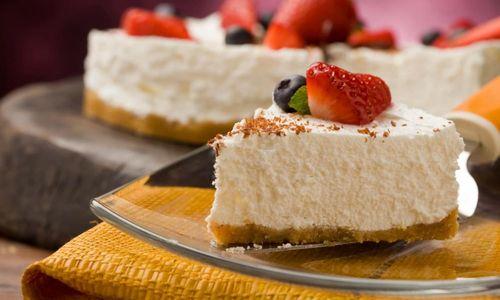 Ricetta Torta allo yogurt e lamponi