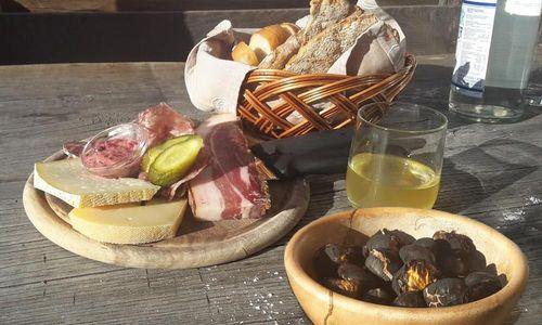 Ricetta Castagne, salumi e formaggi (merenda altoatesina)