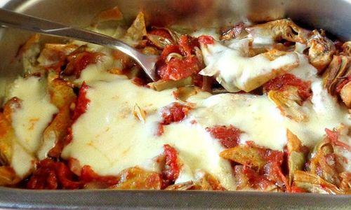 Ricetta Carciofi alla pizzaiola