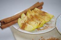 Cartocci di mele alla cannella