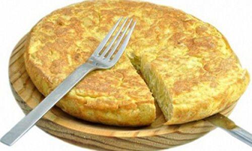 Ricetta Frittata con patate e formaggio
