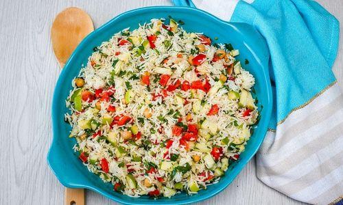 Ricetta Insalata di riso alla maniera spagnola