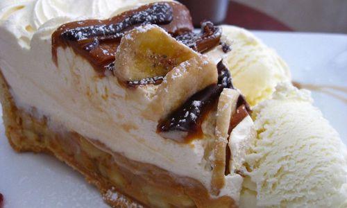 Ricetta Banofee pie